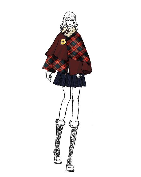 Famar Abbigliamento Ferrara Sketch 2